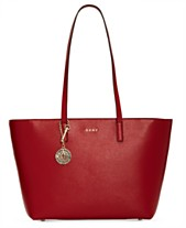 DKNY Sutton Leather Bryant Medium Tote 6b6d78c6fb6e2