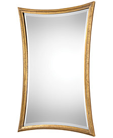 Uttermost Vermejo Gold-Finish Mirror