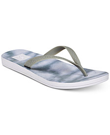 REEF Escape Lux Tie-Dye Flip-Flop Sandals
