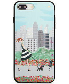 kate spade new york Jeweled Shopper iPhone 8/8 Plus/X Cases