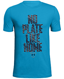 Under Armour Home-Print T-Shirt, Big Boys