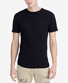 True Religion Men's Patch-Graphic T-Shirt