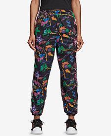 adidas Originals Garden Print Reversible Track Pants