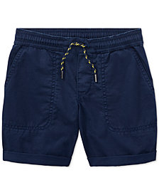 Polo Ralph Lauren Pull-On Cotton Shorts, Toddler Boys