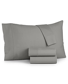 Bari 4-Pc. Queen Sheet Set, 350 Thread Count Cotton Blend