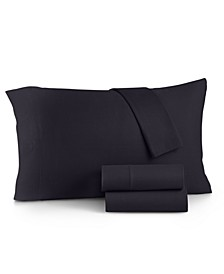 CLOSEOUT! Jersey 3-Pc. Twin XL Sheet Set, Created for Macy's