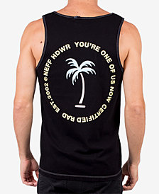 Neff Men's Logo Lock Tank