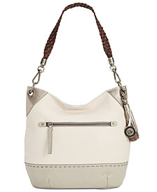 The Sak Indio Leather Bucket Extra-Large Hobo