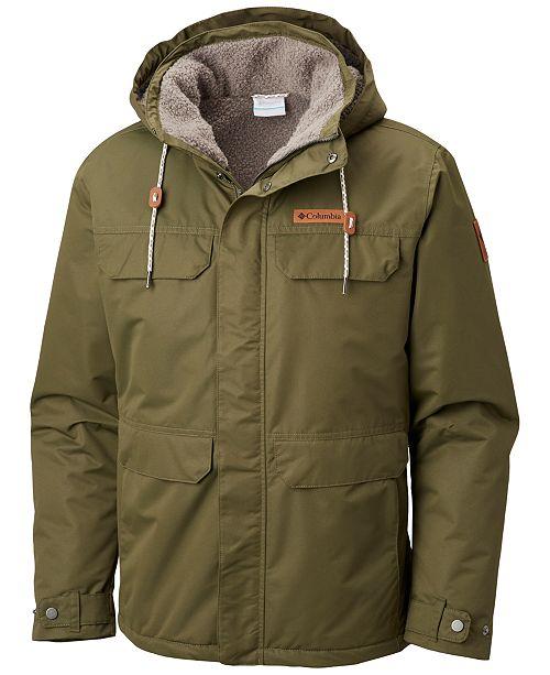 8ca404e5a39 Columbia Men s South Canyon Lined Jacket   Reviews - Coats   Jackets ...