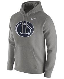 Nike Men's Penn State Nittany Lions Cotton Club Fleece Hooded Sweatshirt