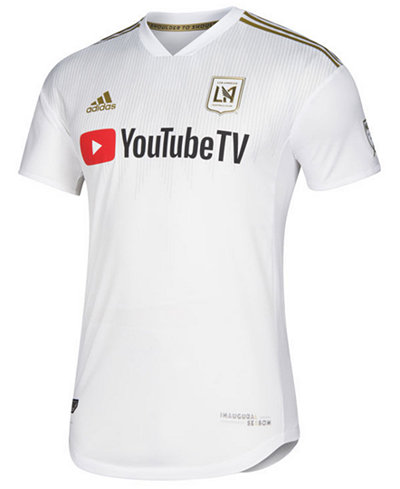 adidas Men's Los Angeles Football Club Secondary Authentic Jersey