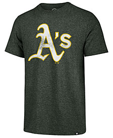 '47 Brand Men's Oakland Athletics Coop Triblend Match T-Shirt