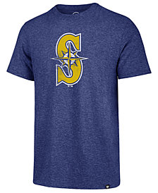 '47 Brand Men's Seattle Mariners Coop Triblend Match T-Shirt
