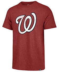 '47 Brand Men's Washington Nationals Coop Triblend Match T-Shirt