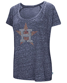 G-III Sports Women's Houston Astros Outfielder T-Shirt