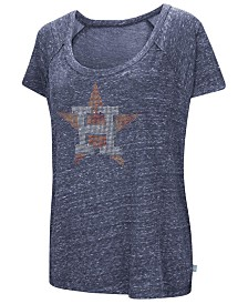 G-III Sports Women's Houston Astros Outfielder T-Shirt