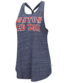 G-III Sports Women's Boston Red Sox Bleacher Tank