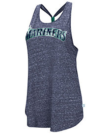 G-III Sports Women's Seattle Mariners Bleacher Tank