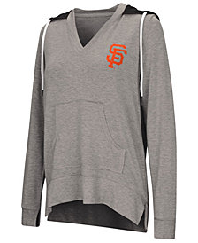 G-III Sports Women's San Francisco Giants Ring Time Hoodie