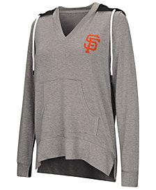 G-III Sports Women's San Francisco Giants Ring Time Hoodie