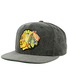 CCM Chicago Blackhawks 2Tone Snapback Cap