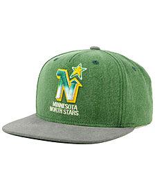 CCM Minnesota North Stars 2Tone Snapback Cap