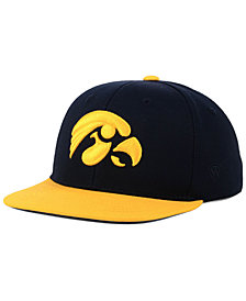 Top of the World Boys' Iowa Hawkeyes Maverick Snapback Cap