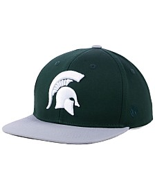 Top of the World Boys' Michigan State Spartans Maverick Snapback Cap