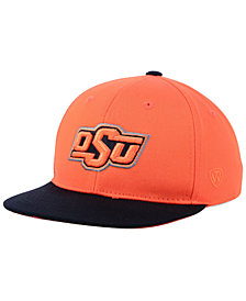 Top of the World Boys' Oklahoma State Cowboys Maverick Snapback Cap