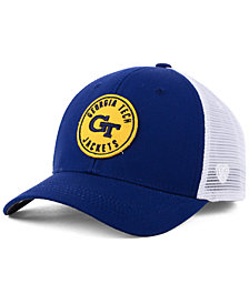 Top of the World Georgia-Tech Coin Trucker Cap