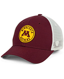 Top of the World Minnesota Golden Gophers Coin Trucker Cap