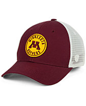 low priced ed61a 6234f ... sale top of the world minnesota golden gophers coin trucker cap 2a038  cbf8c