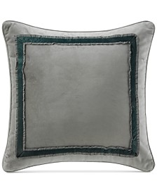 "Waterford Ansonia 14"" Square Decorative Pillow"