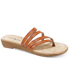 Seven Dials Brennan Strappy Wedge Sandals