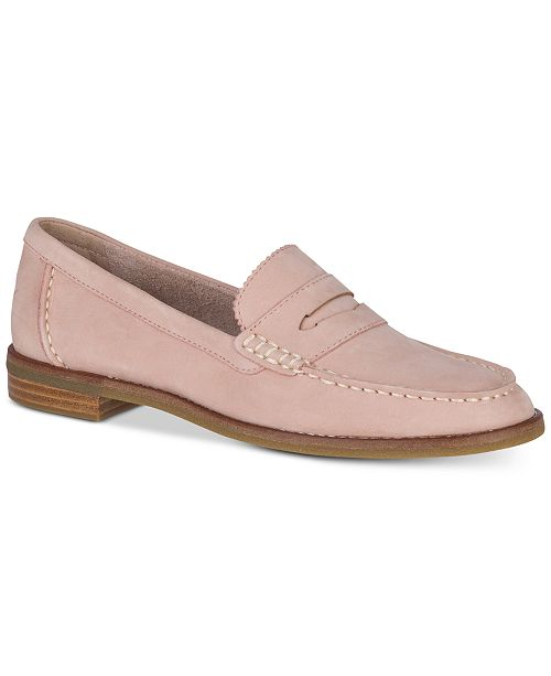 795586ae2b8 Sperry Women s Seaport Penny Memory Foam Loafers   Reviews - Flats ...