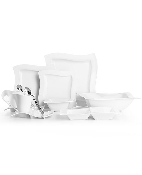 Villeroy & Boch Serveware, New Wave Collection