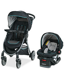Graco FastAction™ Fold 2.0 Travel System