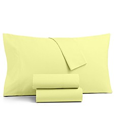 CLOSEOUT! Sleep Soft 4-Pc California King Sheet Set,  300-Thread Count 100% Cotton, Created for Macy's