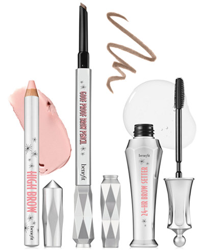 Benefit Cosmetics 6-Pc. Soft & Natural Brows Set