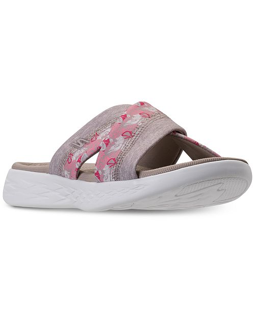 Skechers Women's On The Go 600 - Monarch Athletic Sandals from Finish Line Ct0Ay