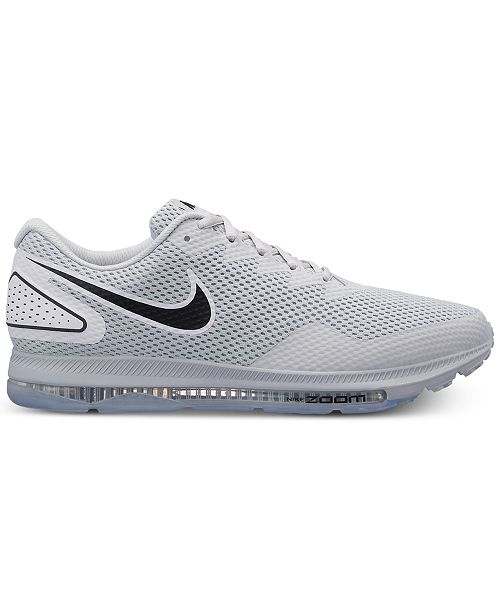 9bd93725991ff Nike Men s Zoom All Out Low 2 Running Sneakers from Finish Line ...