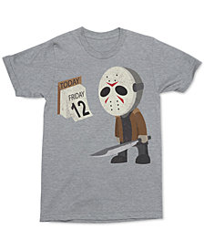 Changes Men's Jason Calendar Graphic T-Shirt