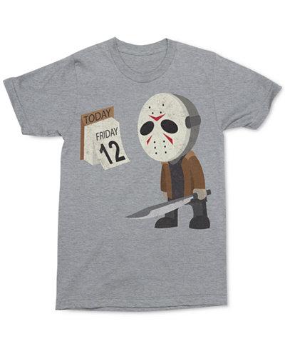Changes Men's Jason Calendar Graphic T-Shirt