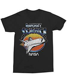 Changes Men's NASA Graphic-Print T-Shirt