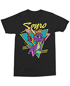 Changes Men's Retro Spyro Graphic-Print T-Shirt