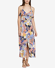 Sanctuary Isabella Printed Ruffled Dress