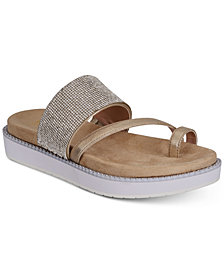 Kenneth Cole Reaction Women's Slam Shot Flat Sandals