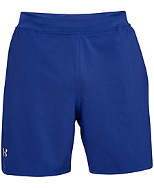 "Under Armour Men's Speedpocket 7"" Running Shorts"