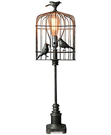 Aviary Accent Lamp