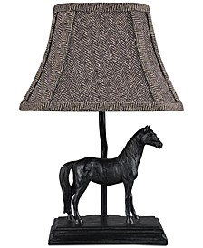 Run For The Roses Accent Lamp